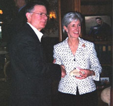 Abortionist George Tiller With Kathleen Sebelius